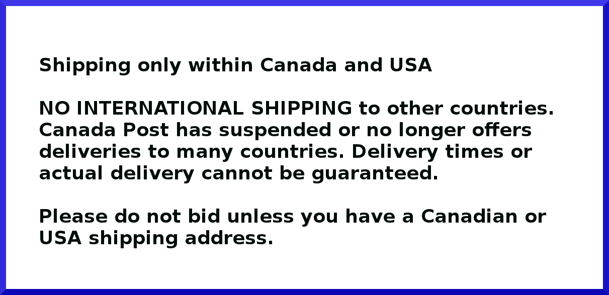Why Is Ebay Adding Shipping Exclusuions To My List Page 2 The Ebay Canada Community