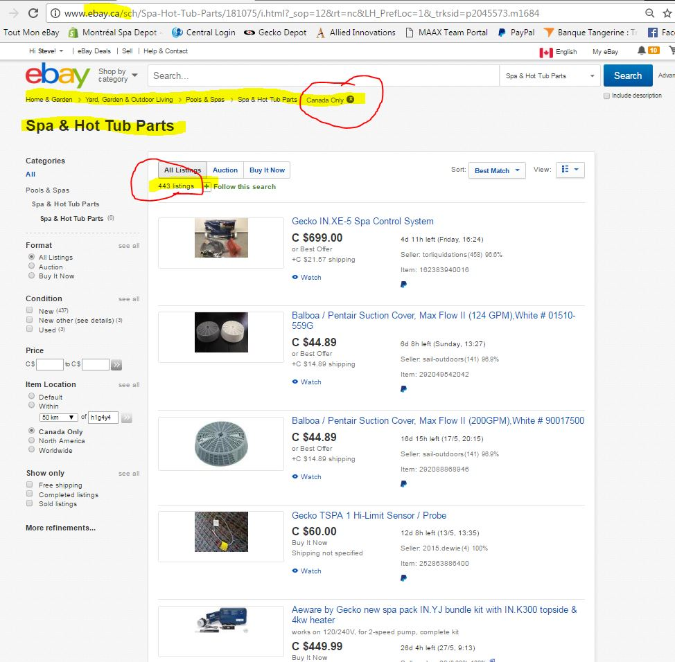 Retirement Of Usd From Ebay Ca Selling Flows Page 72 The Ebay Canada Community