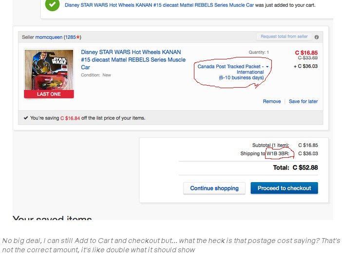 Ebay Ca Is Presently Telling All Potential Interna The Ebay Canada Community