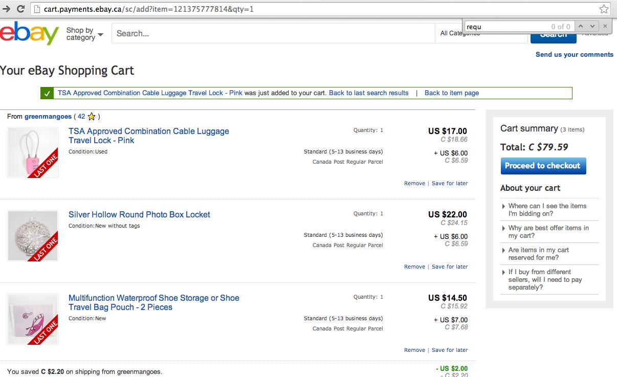 How do i view my invoice on ebay