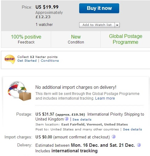 Receipt Of Purchase Template Questions About The Global Shipping Program  Page   The Ebay  Po And Invoice with Template Tax Invoice Questions About The Global Shipping Program  Page   The Ebay Canada  Community Blank Receipts To Print Pdf